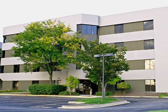 Image of a commercial building