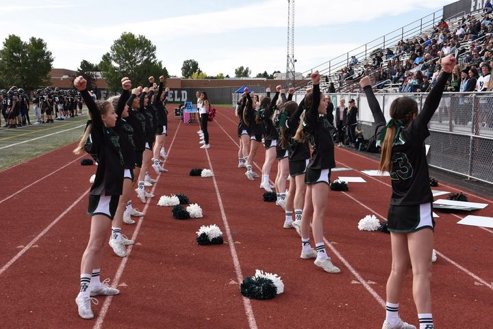 Fossil Ridge Cheerleading