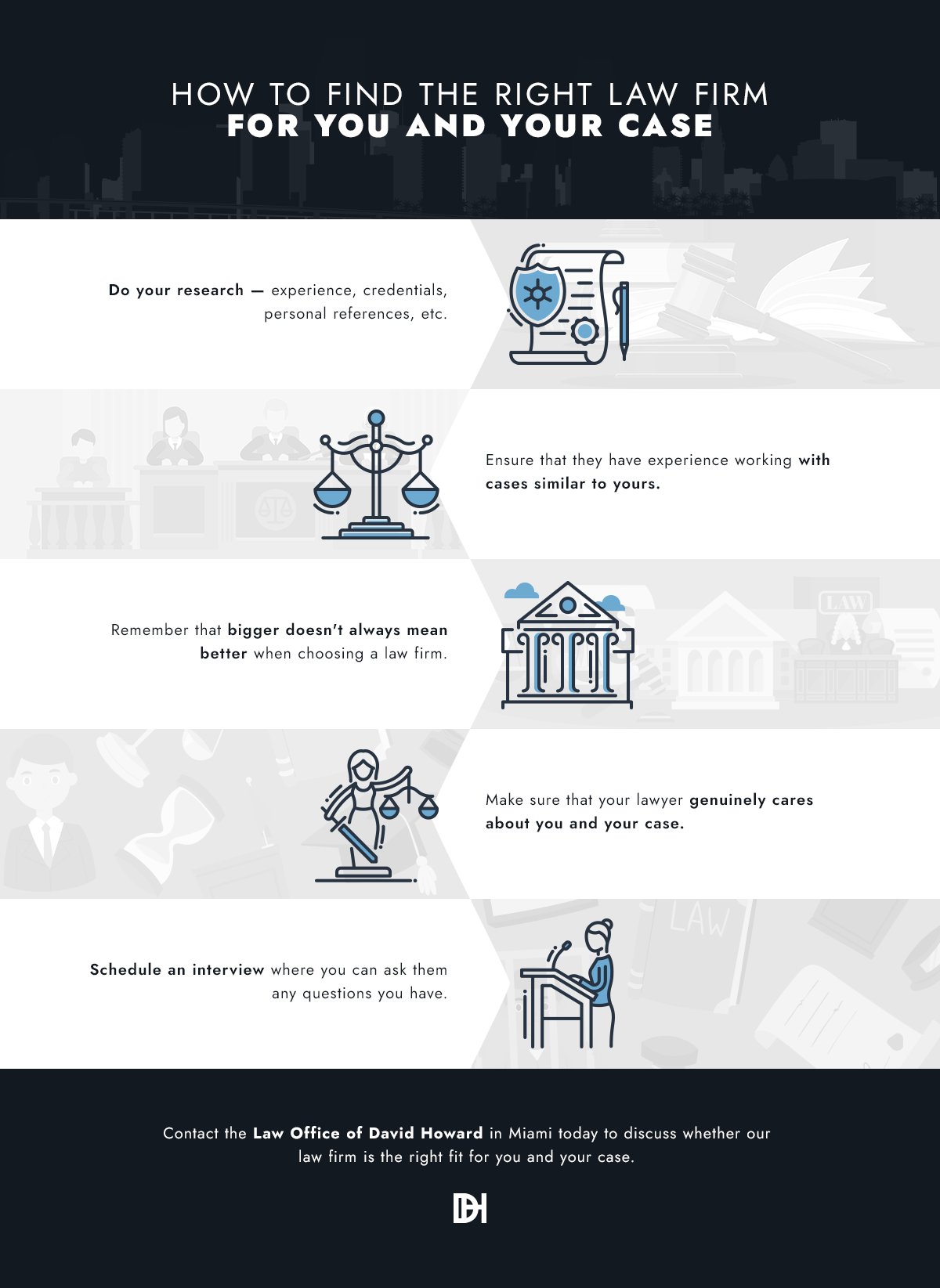 How to Find the Right Law Firm for You and Your Case - infographic.png