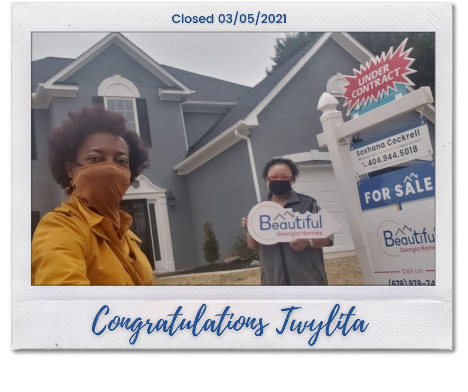 Felicidades Twylita!