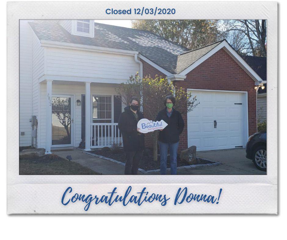 Felicidades Donna!