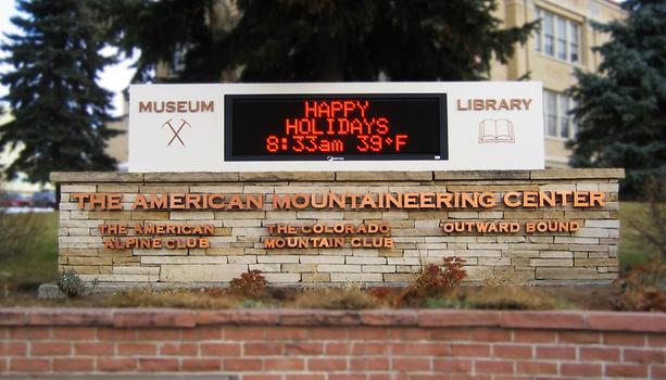 American Mountaineering Museum