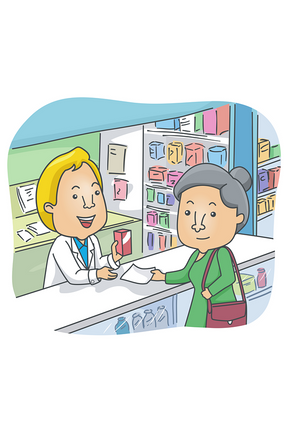 woman paying at pharmacy.png
