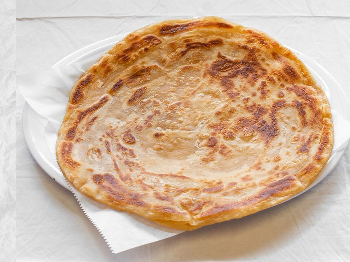 Desi Breakfast Club offers Paratha