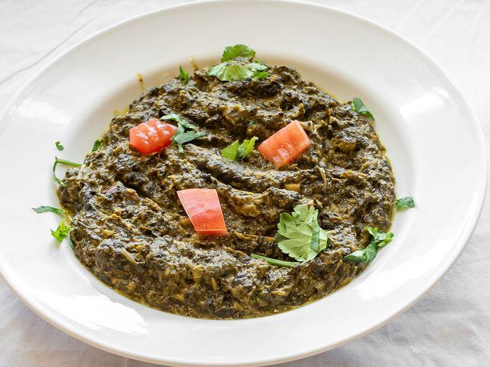 """Desi Breakfast Club offers Siri Paya & Mustard Greens """"Sarsoon Ka Saag"""""""
