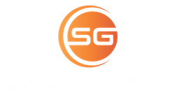 SG Window Tint Logo