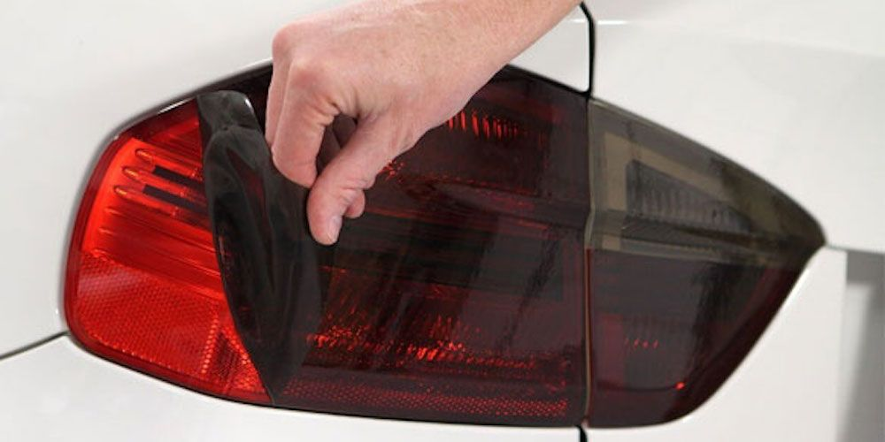 taillight tinting in Denver and Fort Collins