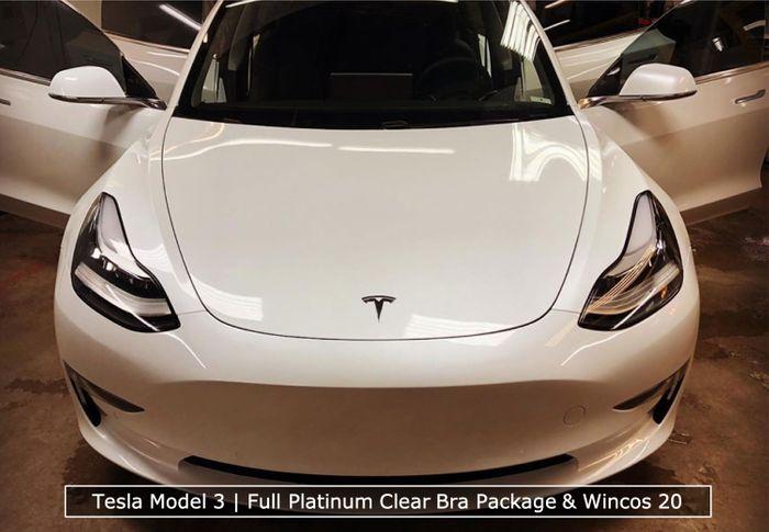 Tesla Model 3 CBW