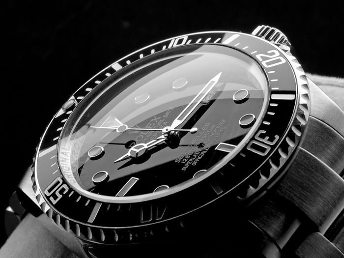 Image of a luxury watch