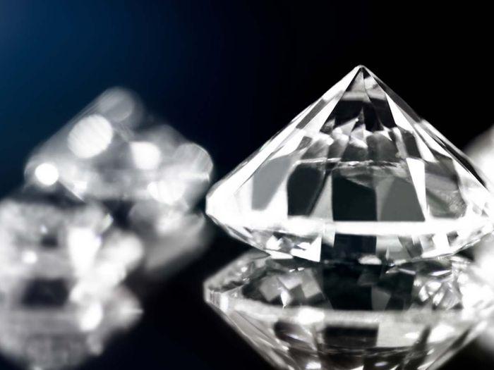 brilliant cut diamonds