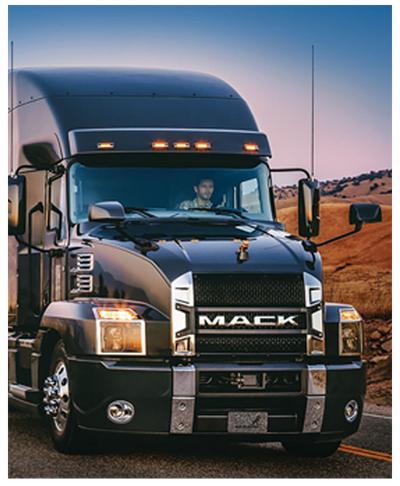 Information Partners page_Mack Truck