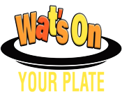 Wat's On Your Plate logo