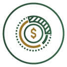 money graph icon