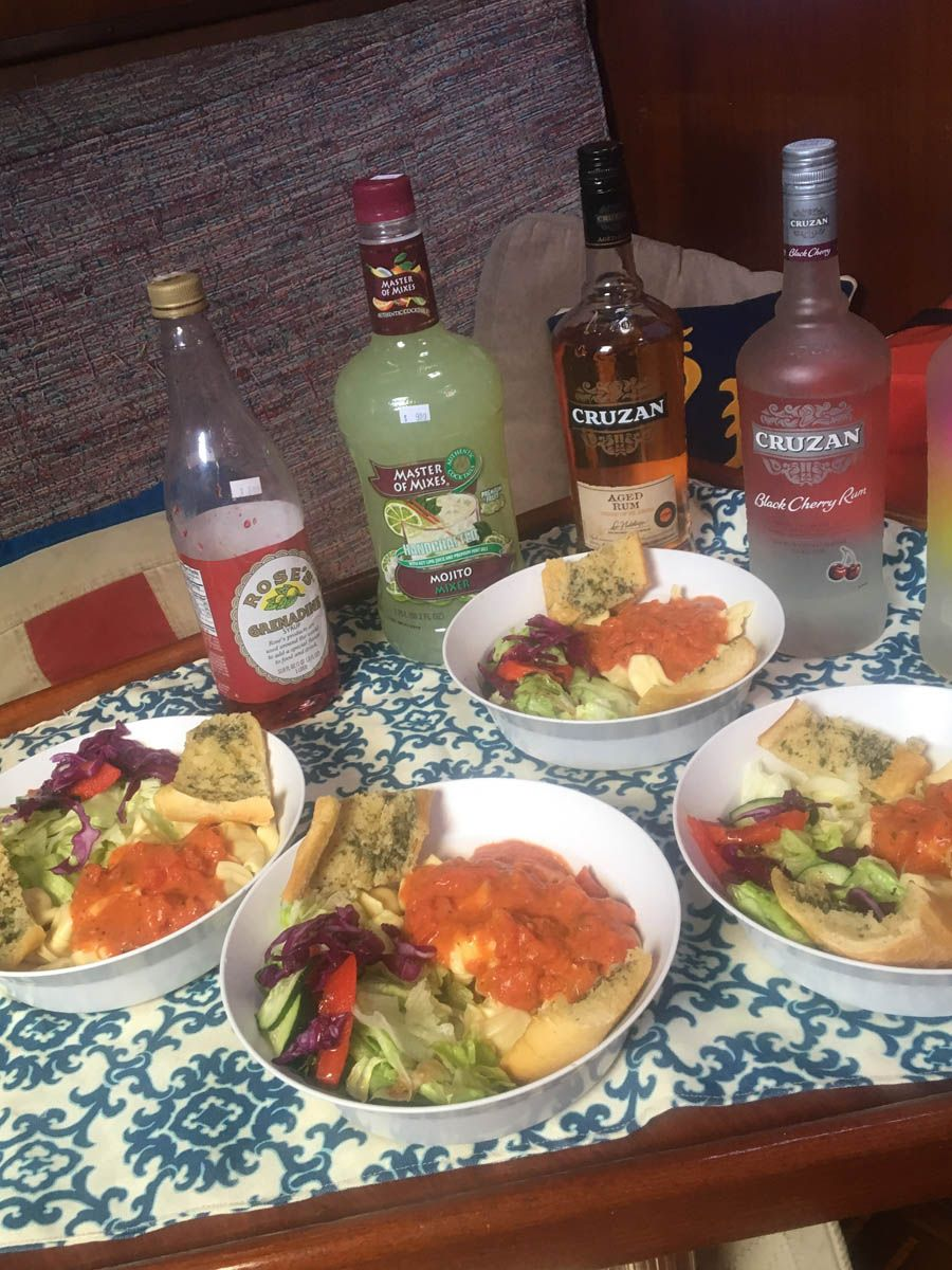 Food and Rum table.jpg