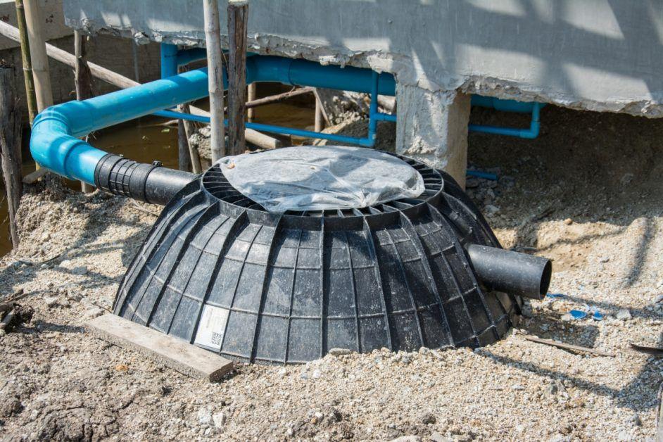 Septic Tank System Installation