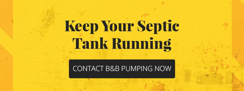 Keep Your Septic Tank Running