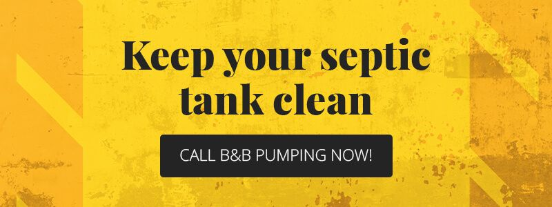 Keep Your Septic Tank Clean