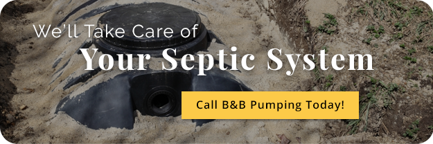 We'll Take Care of Your Septic System