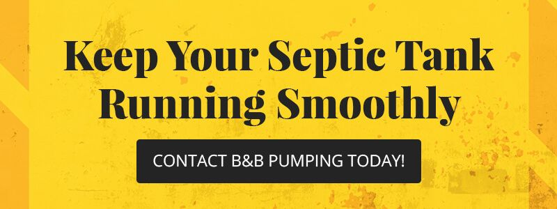 Keep Your Septic Tank Running Smoothly