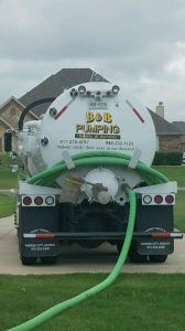 B & B Pumping Septic Pump Truck Pumping