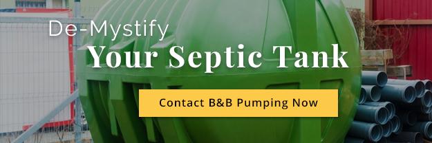 De-Mystify Your Septic Tank