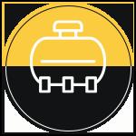 Septic Tank Damage Icon