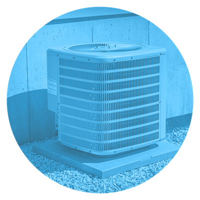 Image of a central AC unit.