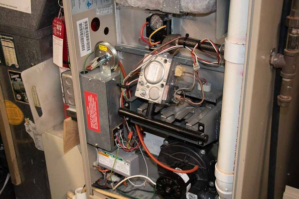 furnace wires