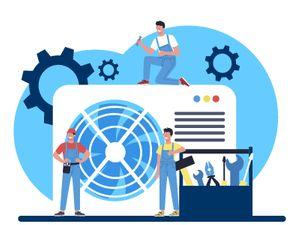 services illustration