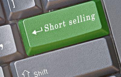 short selling computer key