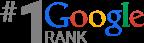google ranking logo