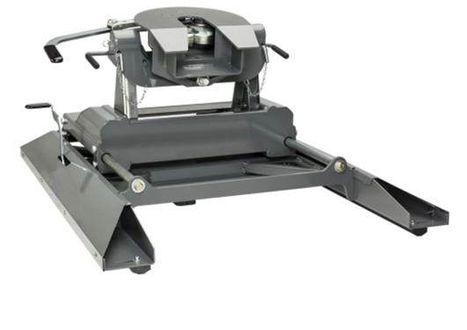 Aftermarket fifth wheel hitch