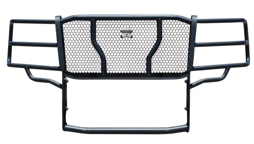 Aftermarket grill guard