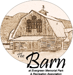 The Barn at Evergreen Memorial Park