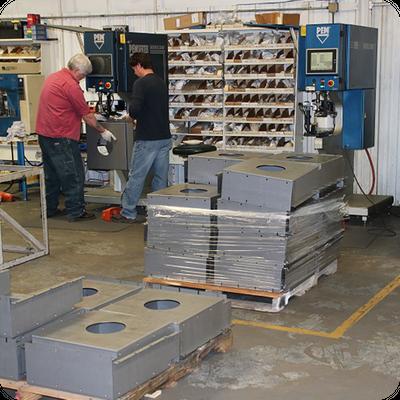 sheet metal hardware