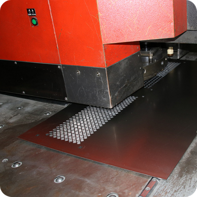 grill punching & stamping