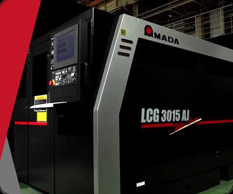 Mada Laser cutting machine