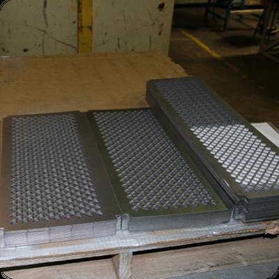 mesh grills