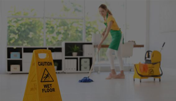 EPA APPROVED DISINFECTANTS & JANITORIAL EQUIPMENT