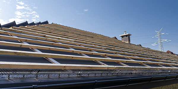 FULL-SERVICE ROOFING