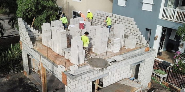 SPEC HOME CONSTRUCTION