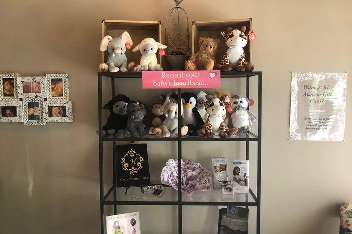Image of stuffed animals