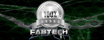 Fabtech guarantee