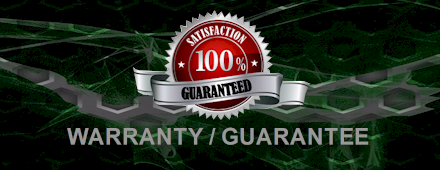 warranty/guarantee