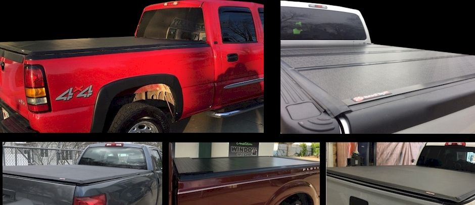 Trucks with Tonneau Covers