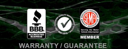 Air Lift guarantee
