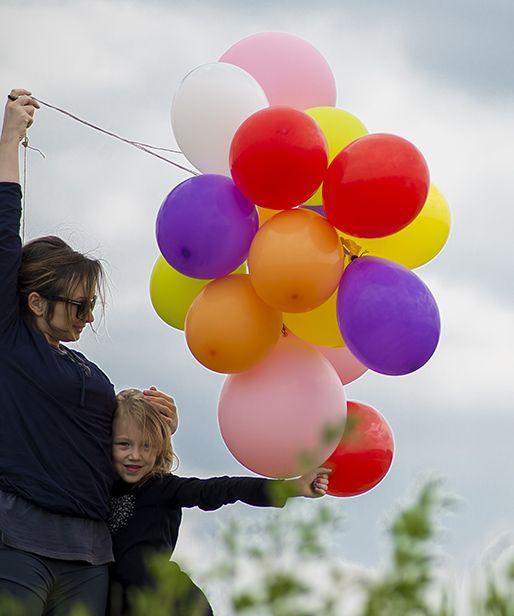 Helium & Balloons