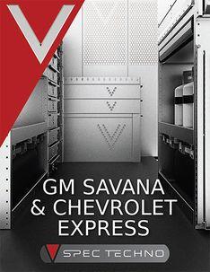 GM Savana and Chevy Express