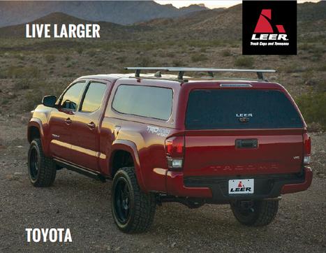 Leer for Toyota