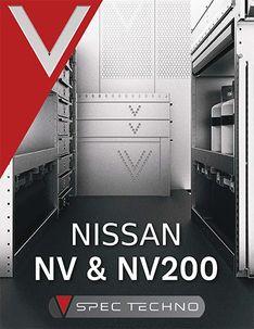 Nissan NV and NV200